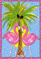 Pink Flamingo Decor