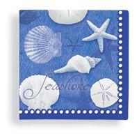 Tropical Seashells Napkins